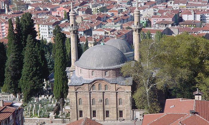 Мечеть Эмир Султан в Бурсе