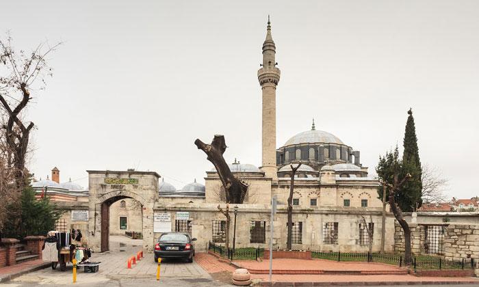 Мечеть Гази Ахмед-паши в Стамбуле