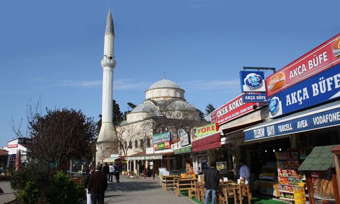 Мечеть Хусейна Кечичи в Шиле