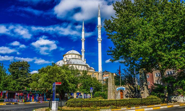 Мечеть Килиоса в Турции