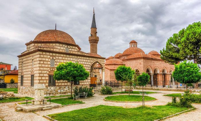 Мечеть Шейх Кутбюддина и музей Изника