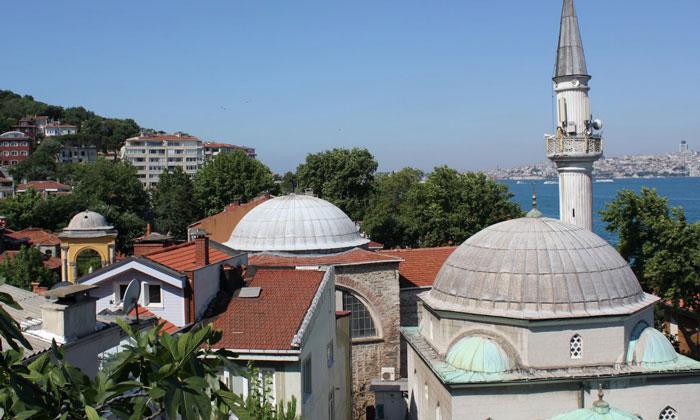 Мечеть Кузгунджук в Стамбуле