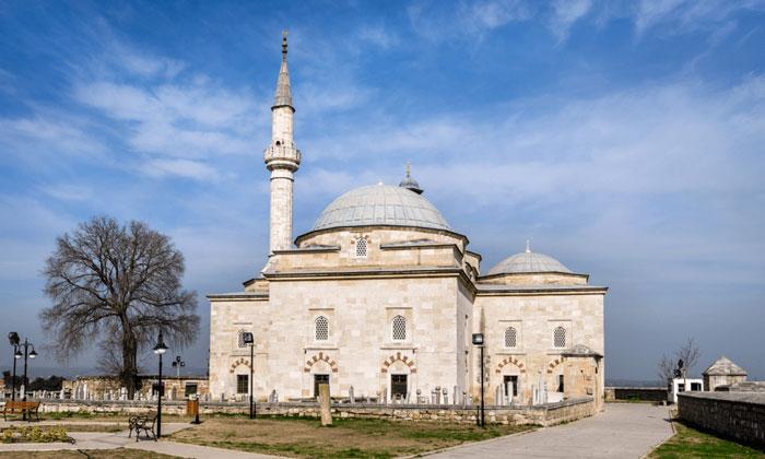 Мечеть Мурадие в Эдирне