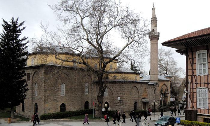 Мечеть Орхан Гази в Бурсе