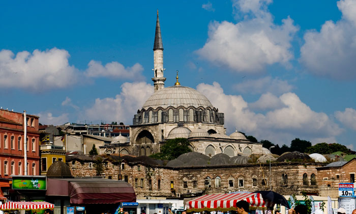 Мечеть Рустема-паши в Стамбуле