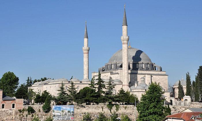 Мечеть Явуз-Селим в Стамбуле