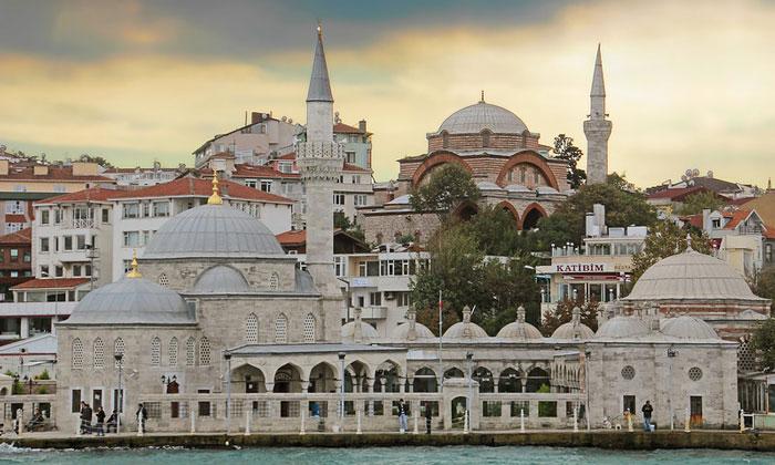 Мечеть Шемси-паши в Стамбуле