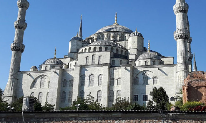 Мечеть Соколлу Мехмед-паши в Стамбуле