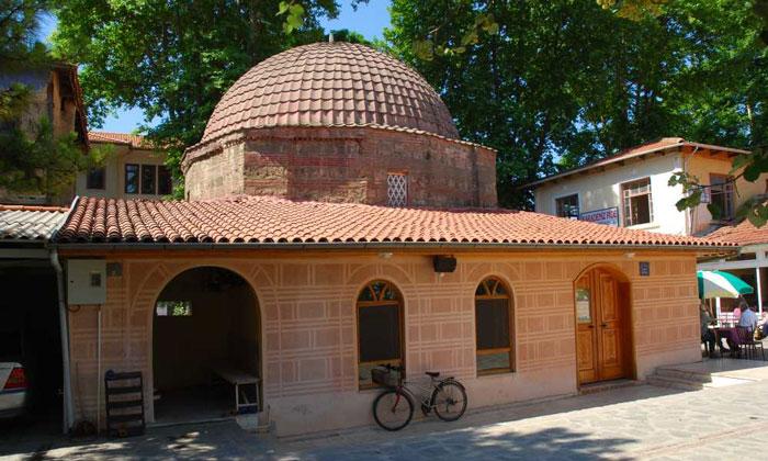 Мечеть Хаджи Ёзбек в Изнике