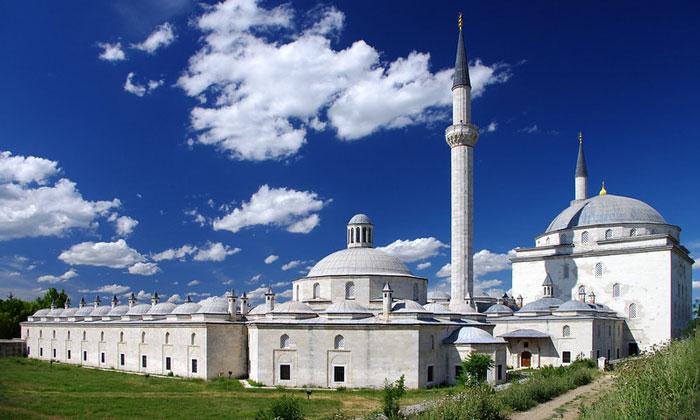 Медицинский музей султана Баязида II в Эдирне