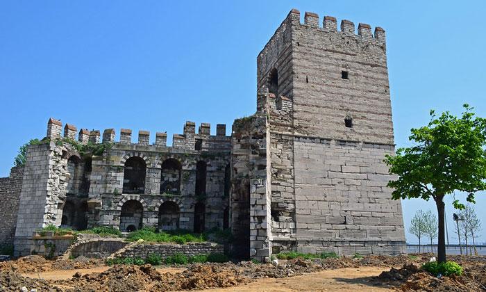 Мраморная башня Константинополя