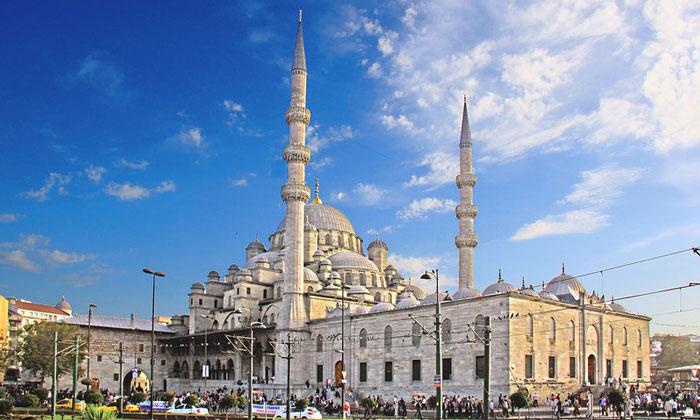 Новая мечеть Стамбула