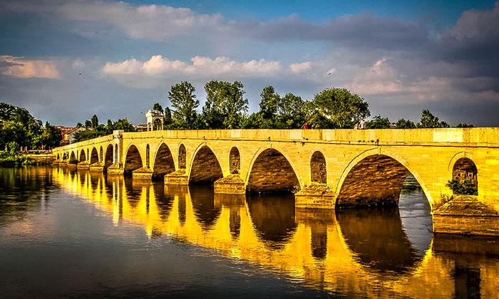 Новый (Меричский) мост Эдирне