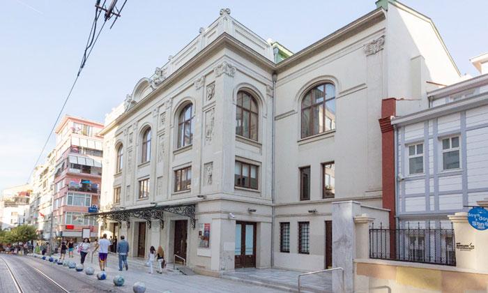 Оперный театр Сюрейя в Стамбуле