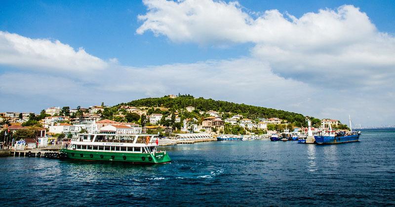 Принцевы острова в Турции