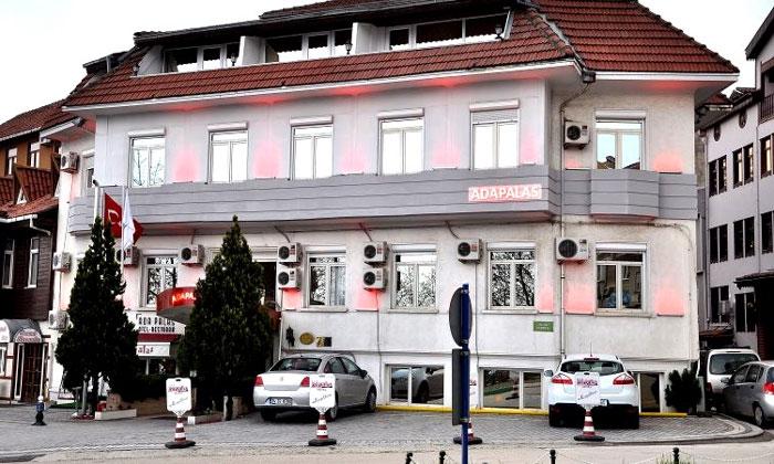 Отель «Ada Palas» в Бурсе