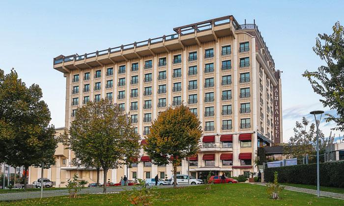 Отель «Almira» в Бурсе