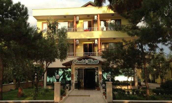 Отель «Camlik» в Изнике