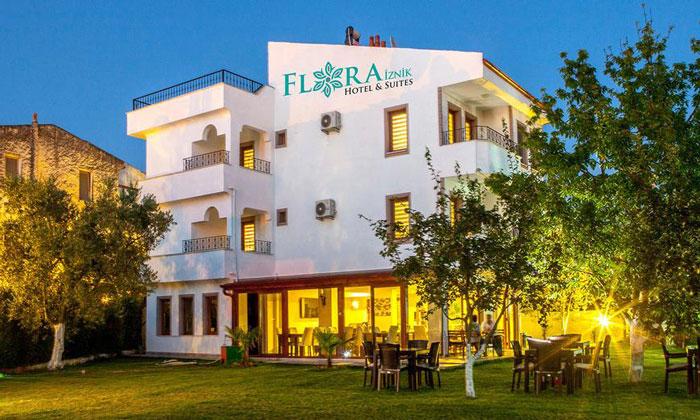 Отель «Flora» в Изнике