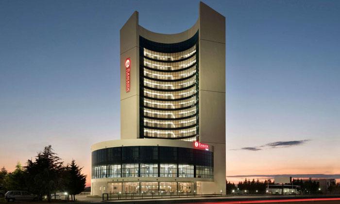 Отель «Ramada» в Эдирне