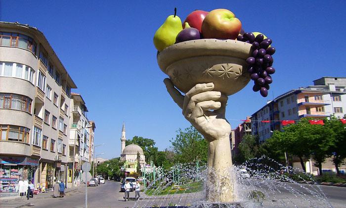 Памятник фруктовому ремеслу в Эдирне