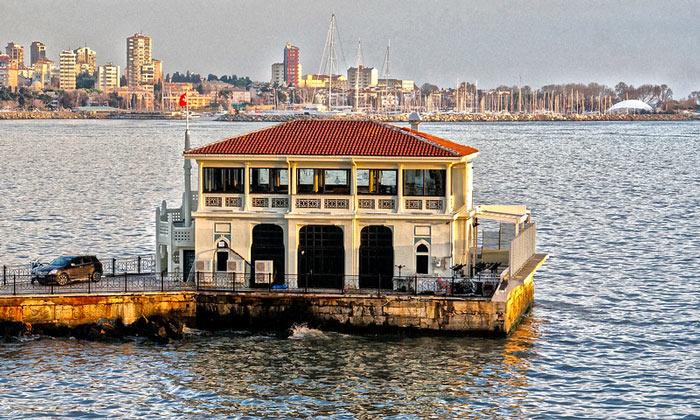 Причал Моды в Стамбуле