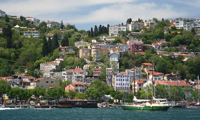 Район Бебек в Стамбуле