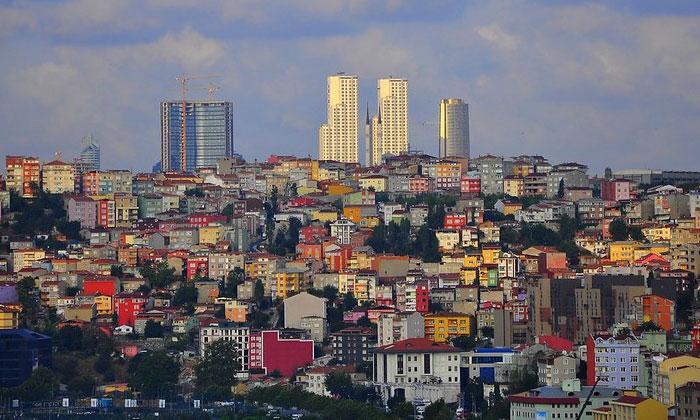 Район Эйюп в Стамбуле