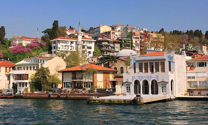 Район Кузгунджук в Стамбуле