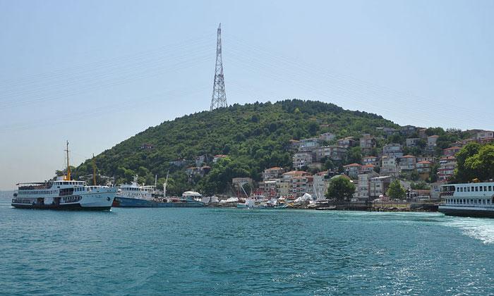Район Румели Каваи в Стамбуле