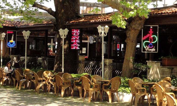 Ресторан «Hunkar» в Бурсе