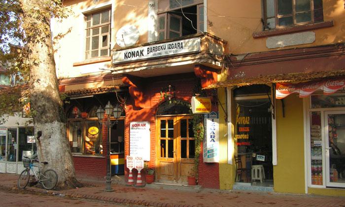 Ресторан «Konak» в Изнике