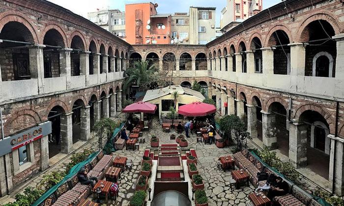 Ресторан «Ташхан» в Стамбуле