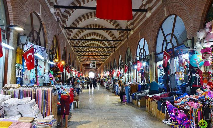Рынок Али-паши в Эдирне