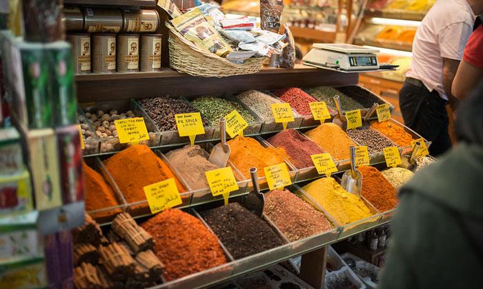Рынок Пряностей в Стамбуле