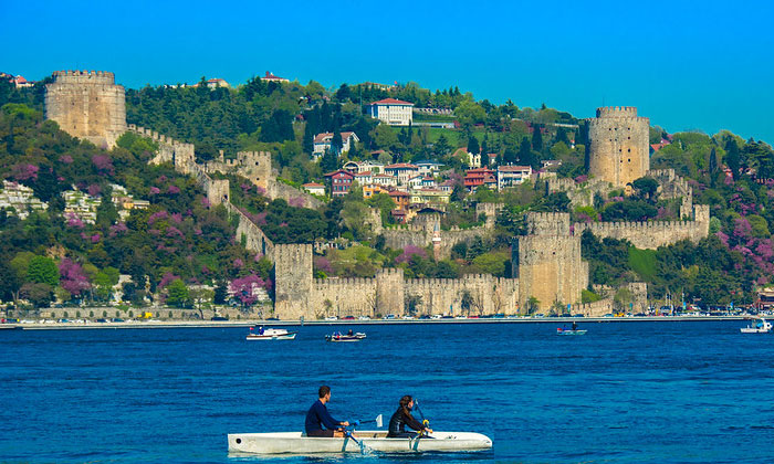 Румельская крепость в Стамбуле