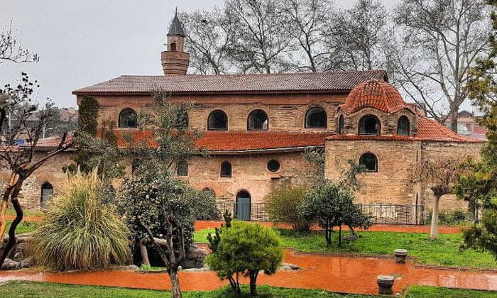 Софийский собор Изника