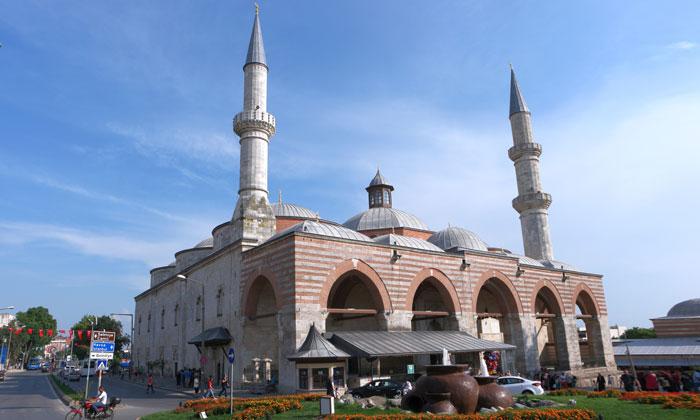 Старая (Эски) мечеть Эдирне