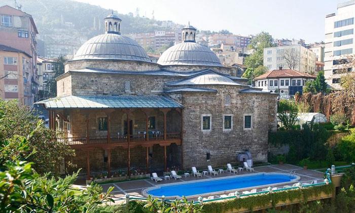 Отель «Kervansaray Termal» в Бурсе