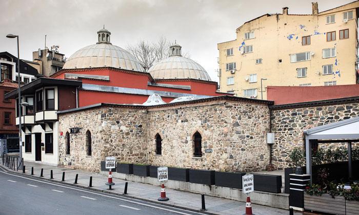 Хаммам Husrev Kethuda в Стамбуле