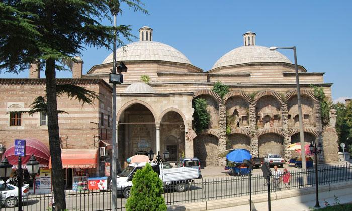 Хамамы Соколлу Мехмет-паши в Эдирне