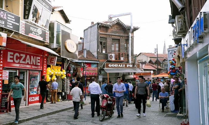 Улицы Эдирне