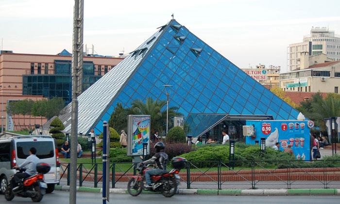 Торговый центр «Zafer Plaza» в Бурсе