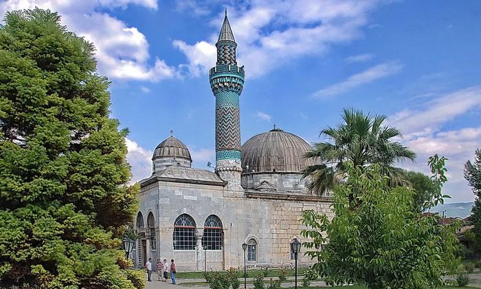 Зелёная мечеть Изника