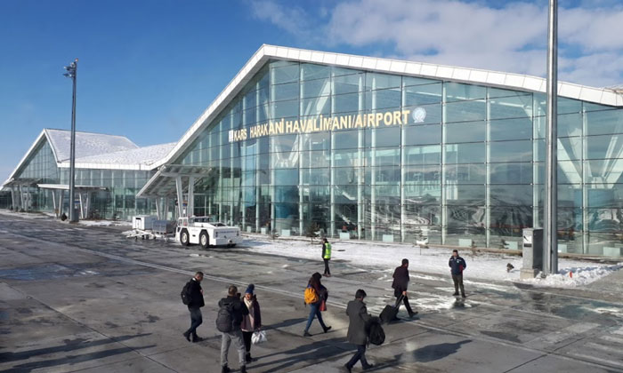 Аэропорт Карса