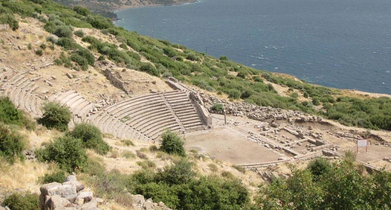 Античный театр Ассоса