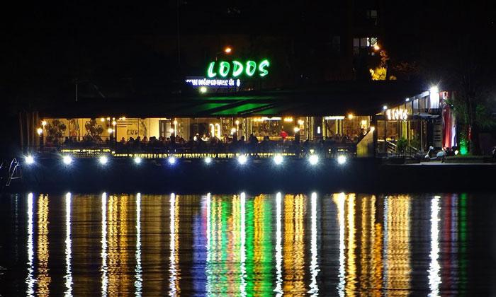 Бар «Lodos» в Чанаккале