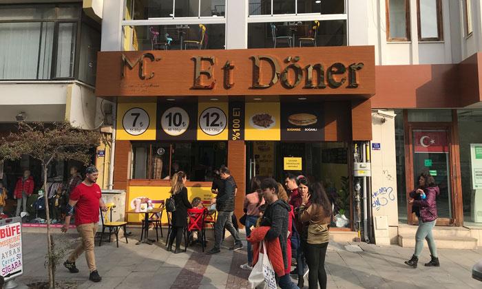 Бистро «Mc Et Doner» в Чанаккале