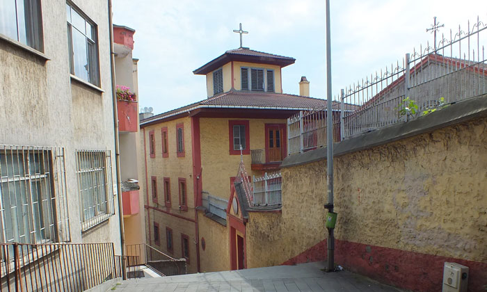 Церковь Санта-Мария в Трабзоне