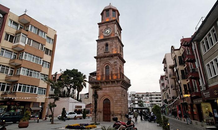 Часовая башня Чанаккале